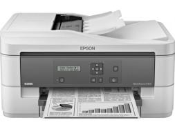 Epson WorkForce K301, с СНПЧ и чернилами