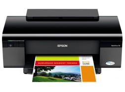 Epson WorkForce 30, с СНПЧ и чернилами