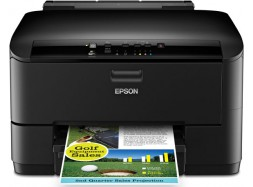 Epson WorkForce Pro WP-4020, с СНПЧ и чернилами