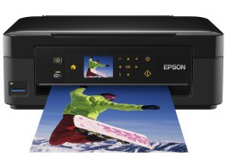 Epson Expression Home XP-406, с СНПЧ и чернилами