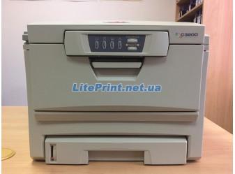 Б/у принтер OKI C3200
