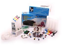 СНПЧ LitePrint для Epson - XP313, XP306, XP303, XP316, ХР406, XP413